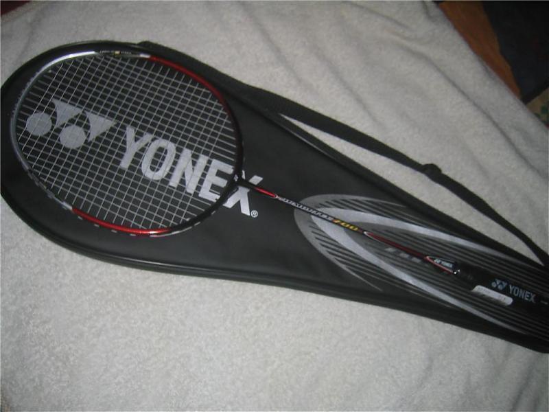 Terjual Raket Badminton Yonex Arcsaber ArmortecNanospeed
