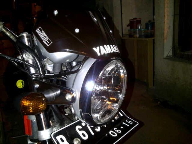 Yamaha Scorpio Z 2006 Hitam -kinclong - Siap Pakai