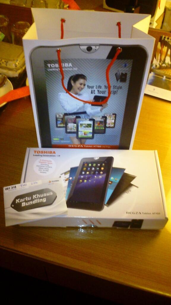 "Tablet Toshiba Regza (aka Thrive) 7"" 16Gb 3g/Wifi PROMO!!!!"