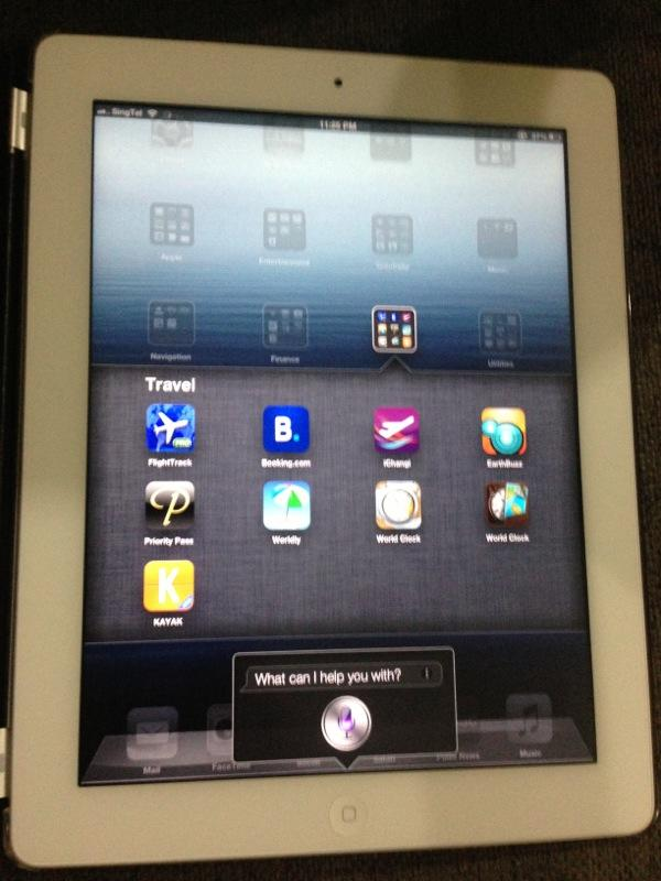 iPad 3 4G White 64GB