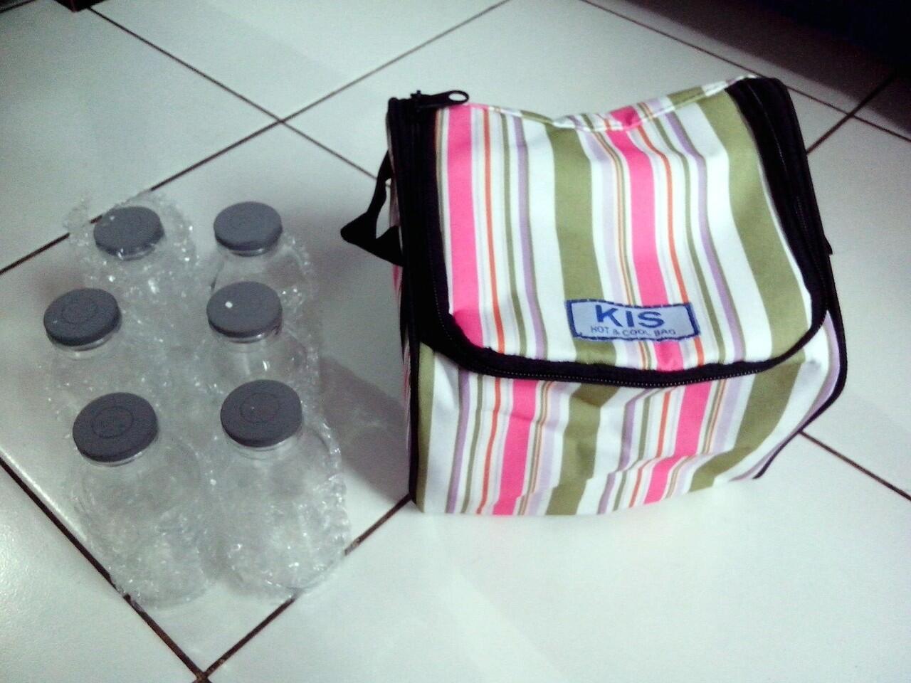 Cooler Bag plus Botol ASIP
