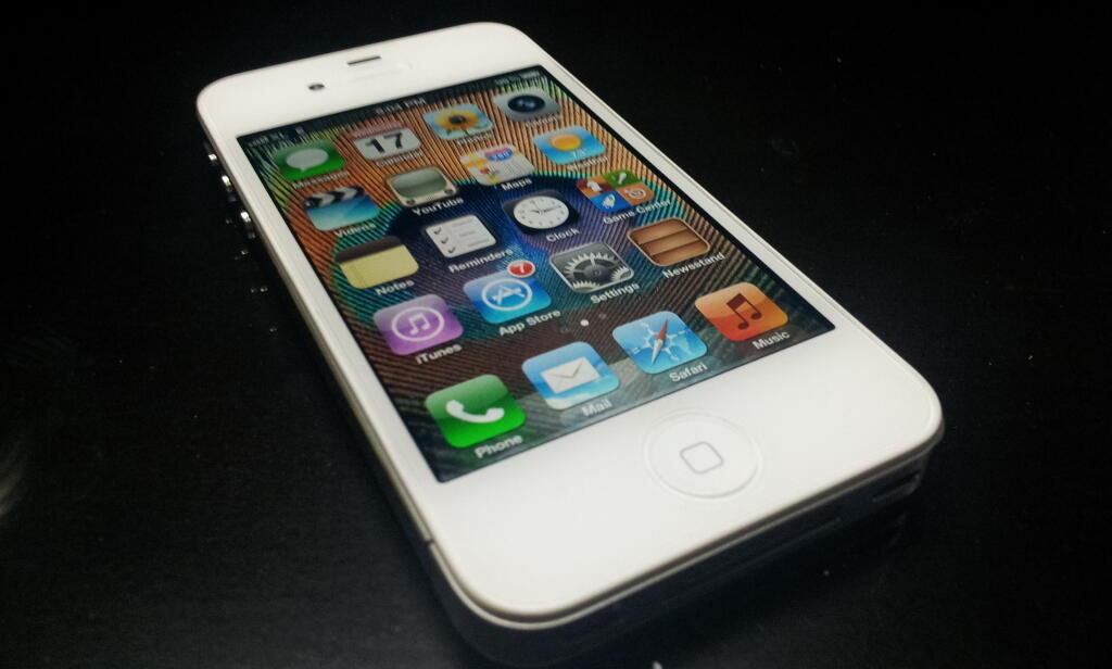WTS Iphone 4s white 32gb Batangan Fu murahhh... BU