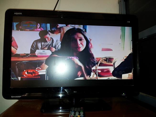 Jual TV LED bukan LCD Sharp Aquos 22 inchi Full HD (1.920 x 1.080) Muluss Murah
