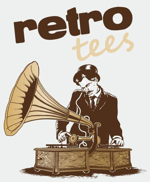 RetroTees band,movie,series tees with High quality