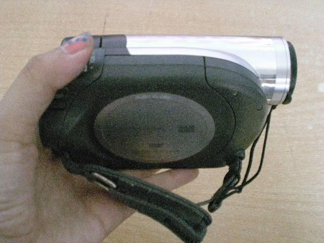 HandyCam Panasonic VDR-D160