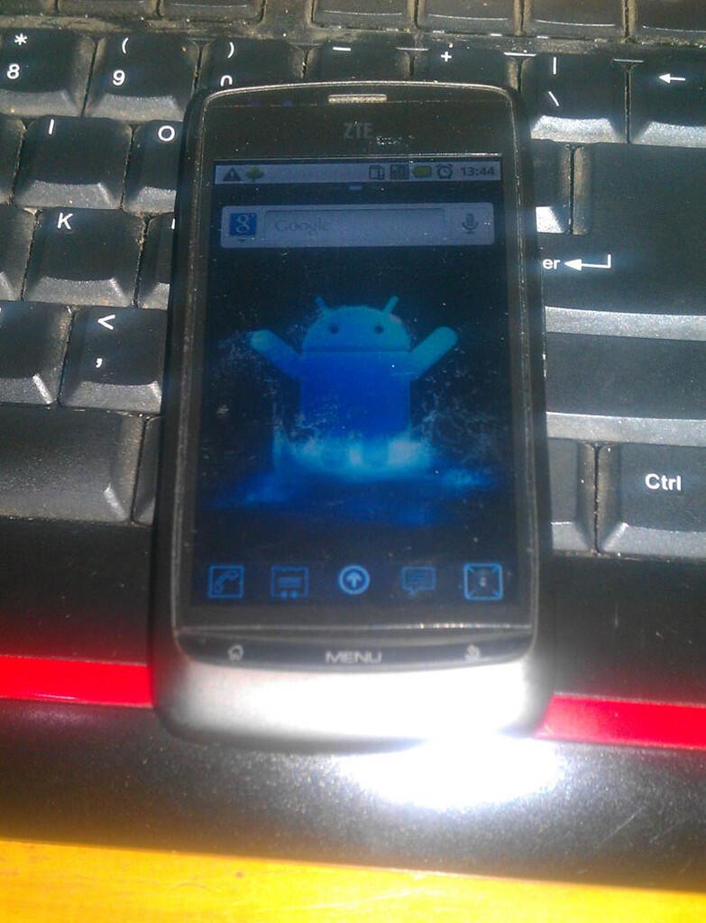 WTS ZTE blade GSM