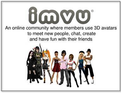 Terjual IMVU Order : Credits Real, RN, CN, VIP, VA, AP, ID, Murah !