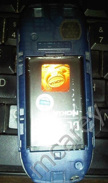 Nokia 1616 Black Batangan Bandung