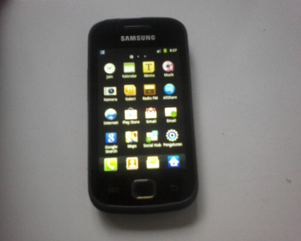 SAMSUNG GALAXY GIO S5660, Murah Aja