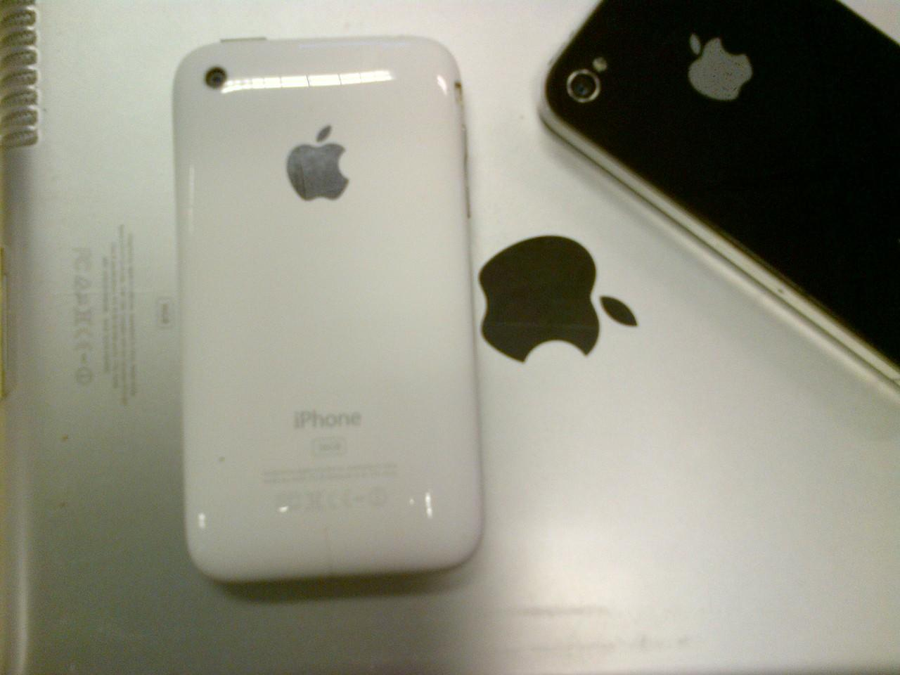 WTS Iphone 3G 16GB White