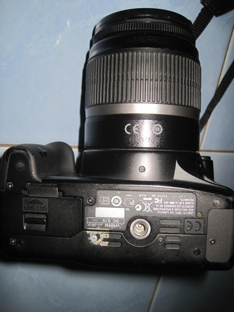 Canon 1000D murah aja..