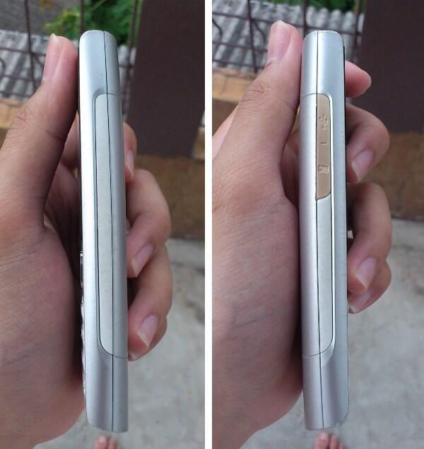 Nokia x2-01 white (putih) series