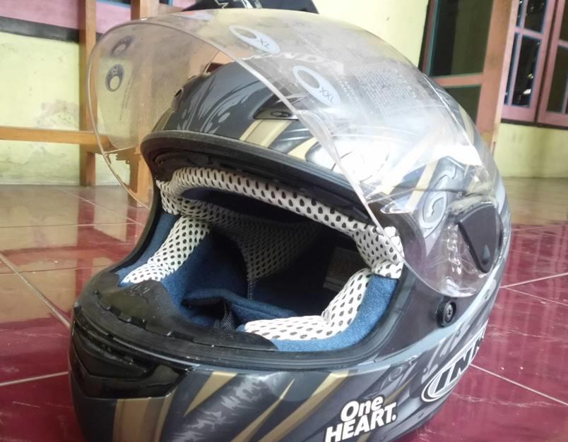 Helm Ink Fullface 99% like new