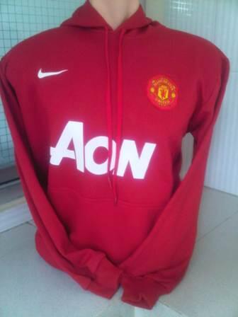 Pre Order jaket/sweater/hoodie club bola