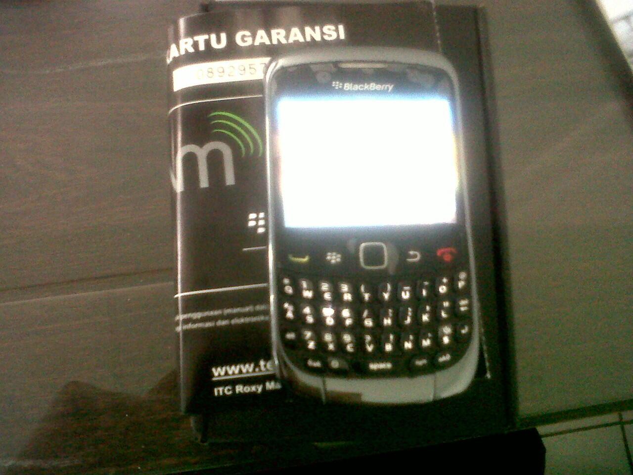 Jual BB Curve 3G Gemini
