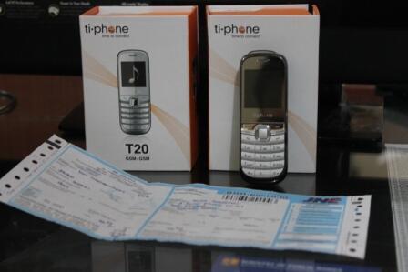 HP Super Kecil Keren Imut TiPhone T20 Murah