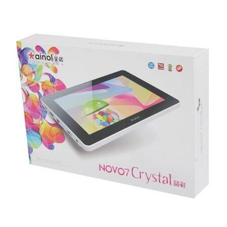 Ainol Novo 7 Crystal 8G Dual Core 1.5GHz