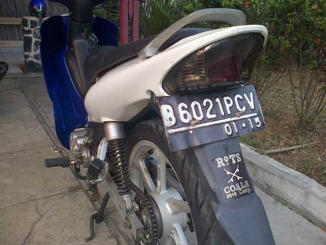 Jual Murah Yamaha Jupiter Z 2005