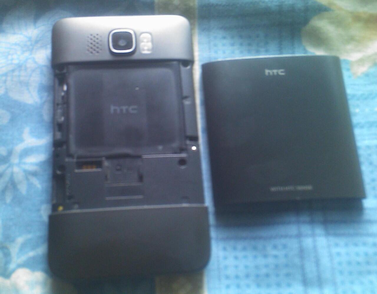 jual htc hd2 T-mobile rusak for part