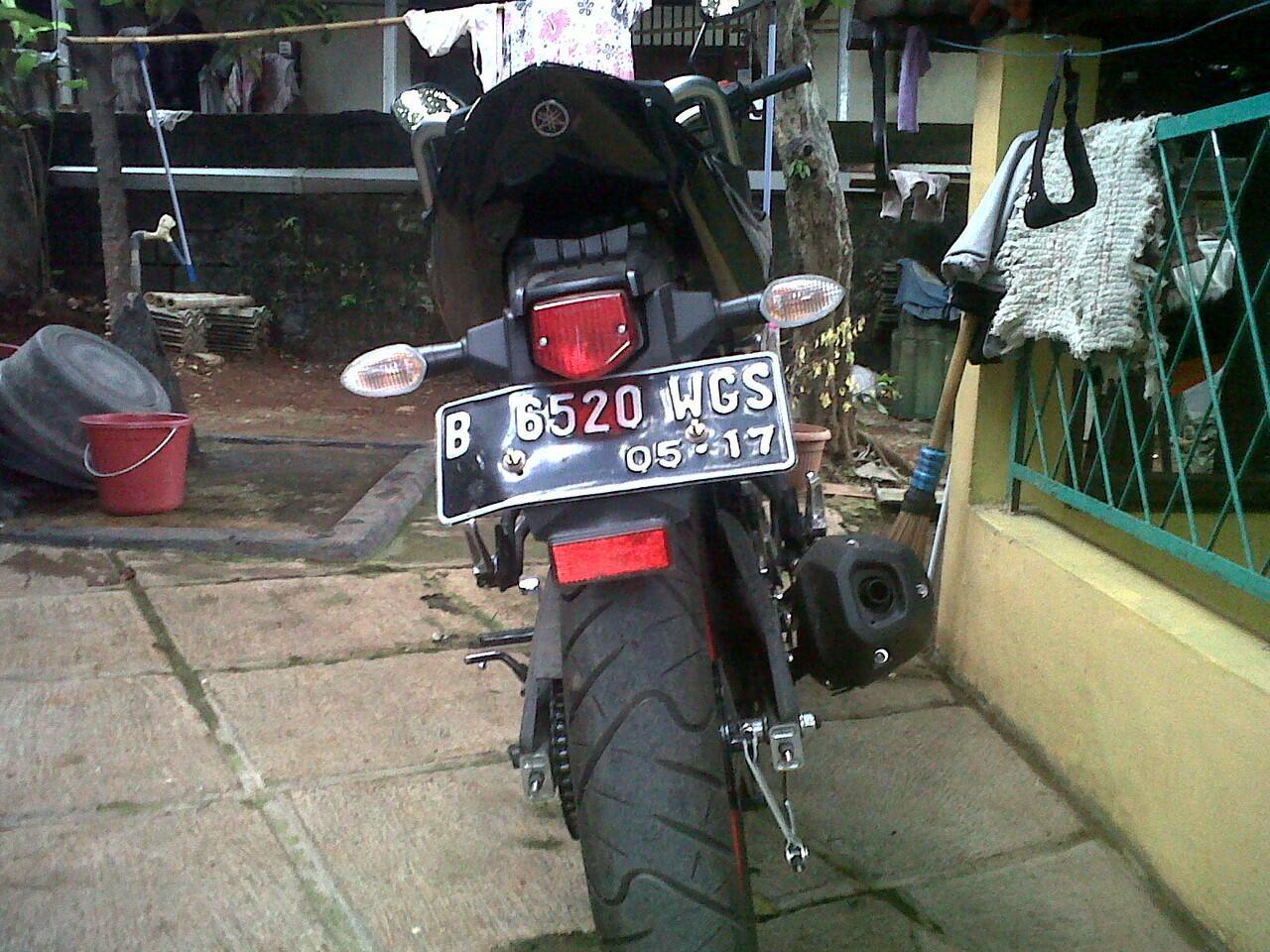 Yamaha Byson 2012 Tangerang Selatan