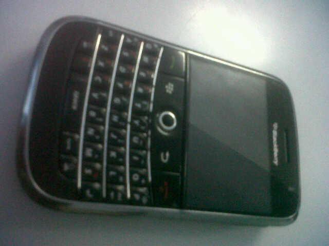 Blackberry Bold 9000 ex berryndo Solo 900 nego
