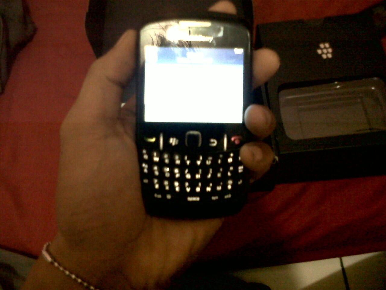 BLACKBERRY 8520 GEMINI FULLSET...Murah Aja Gan