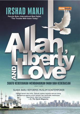 Buku Irshad Manji Allah, Liberty and Love