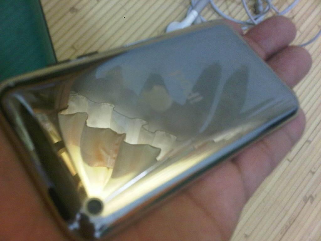 Ipod Touch Gen4 64GB muluzz
