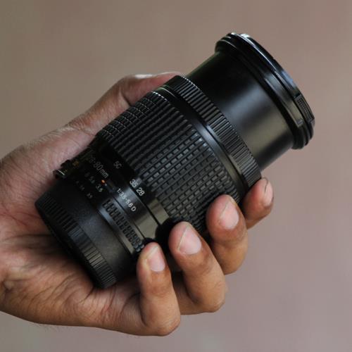 Nikon 28-80mm f3.5-5.6D