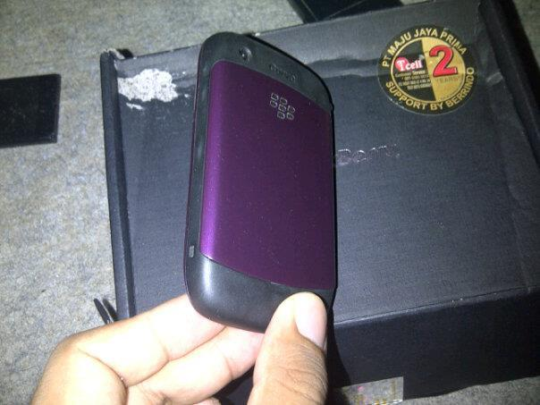 WTS BB 8520 Gemini Purple Xberindo Jogja