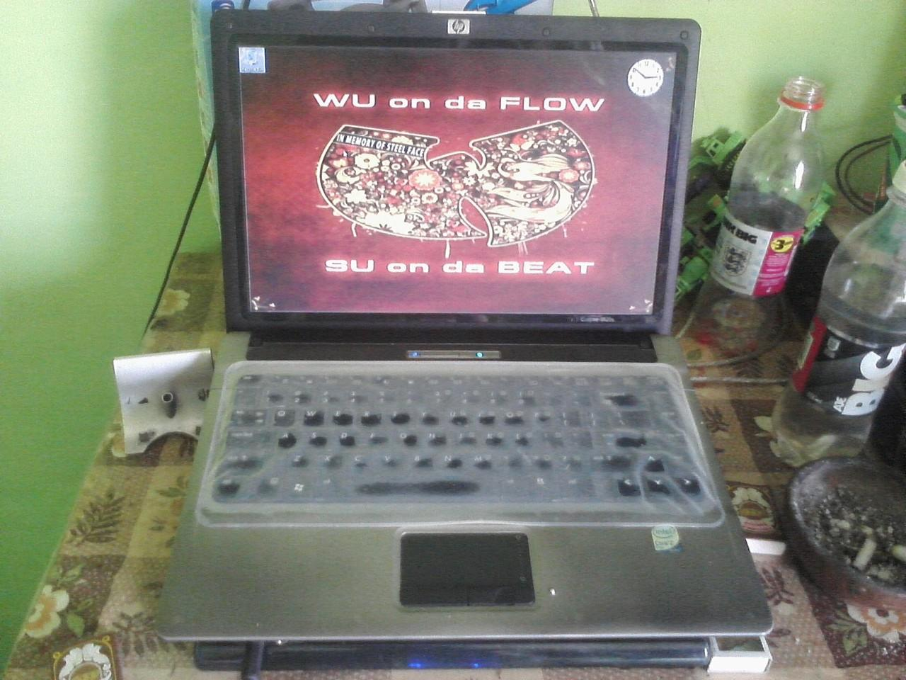 Laptop/notebook HP 6520s core2duo Bandung