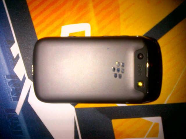 Blackberry Bellagio 9790 Black