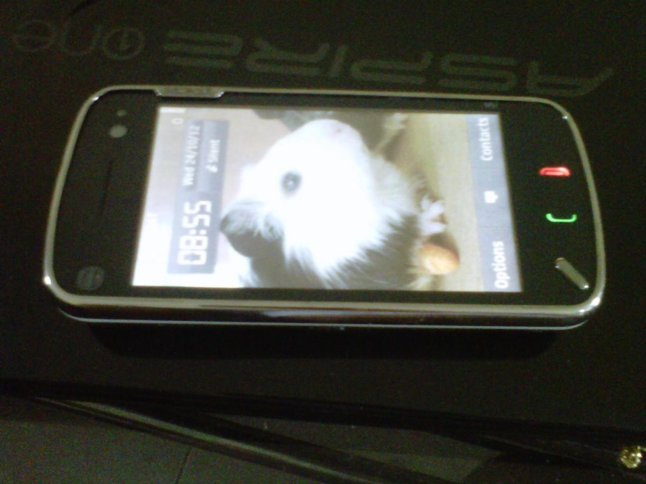 nokia N97 black 32GB bandung