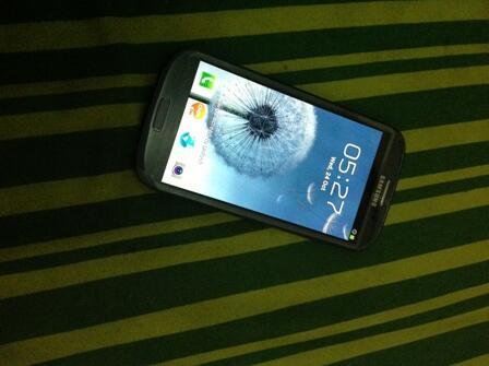 Samsung Galaxy S3 (SGS III) Batangan SEIN
