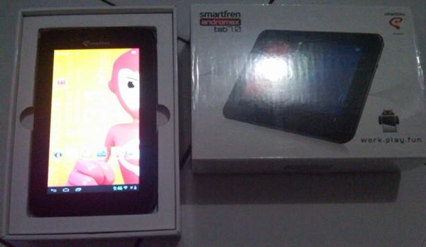 JUAL Smartfren Andro Max Tab 7 – with Jelly Bean OS