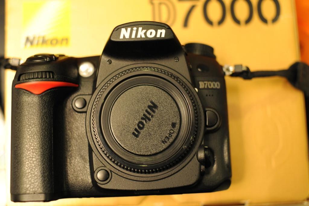 WTS: Nikon D700 dan Nikon D7000 body only