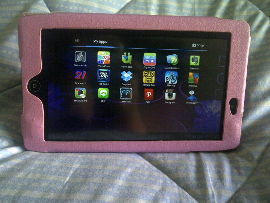 "Acer Iconia Tab A101 7""-Garansi Feb 2013"