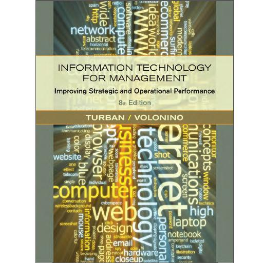 ebook Wiley.Information.Technology.for.Management.8th.Edition.047091680X