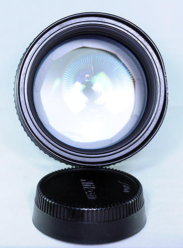 [Rare Item]Nikon MF 105mm f/1.8 Ais