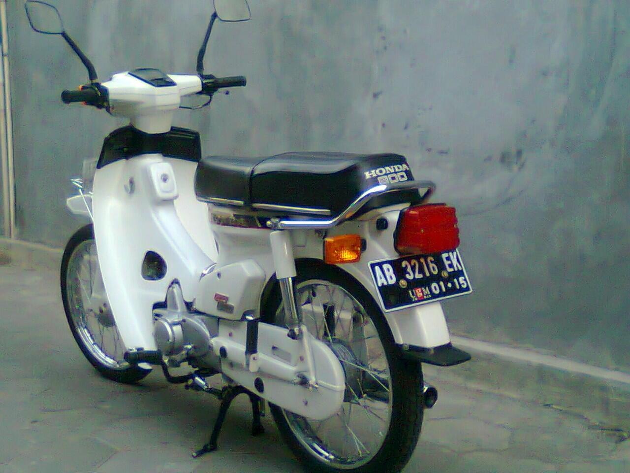 Serba Serbi Honda Cub Series C50 C70 C90 C700 Dan C800