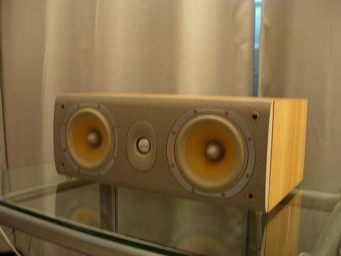 Speaker B&W