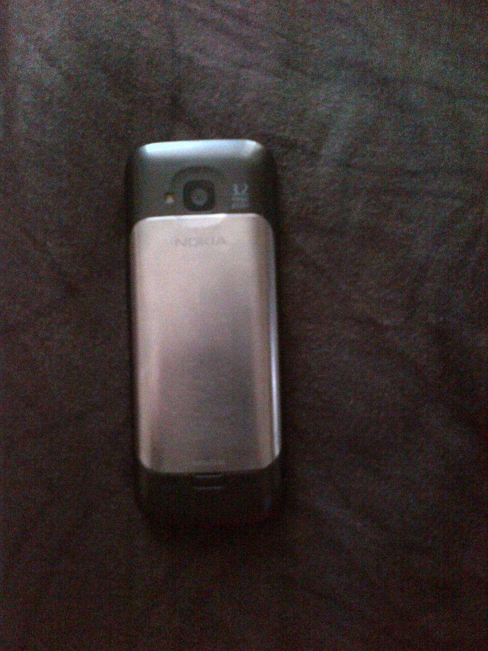 WTS Nokia C5-00 Fullset COd Bogor Kota