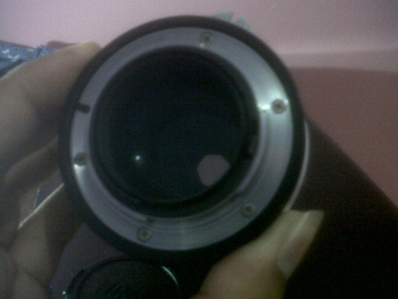 nikon 50mm f/1,4 manual....
