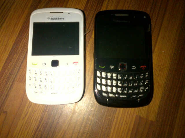 Jual Blacberry Gemini CDMA a.k.a Aries 8530