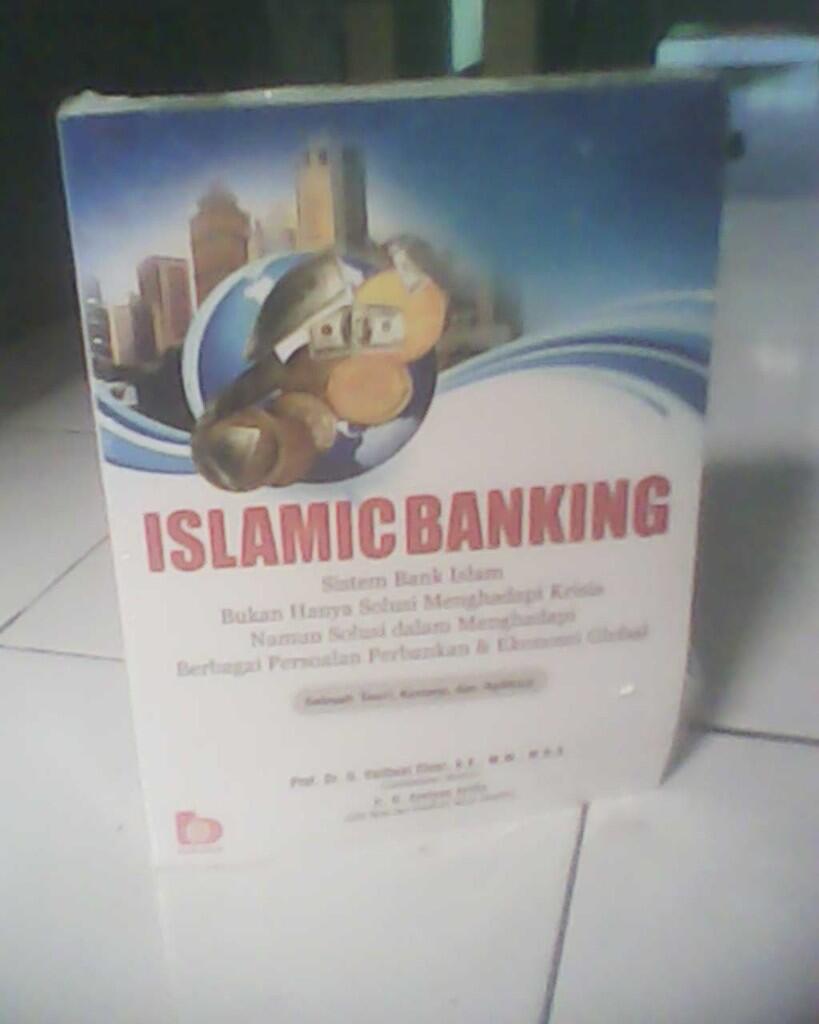 JUAL BUKU ISLAMIC BANKING