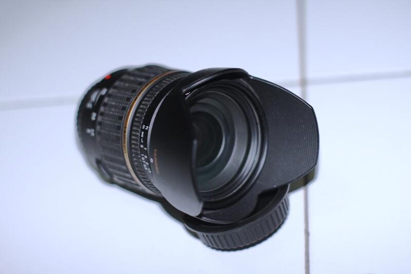 Lensa tamron sp af 17-50mm f/2.8 xr ii vc aspherical