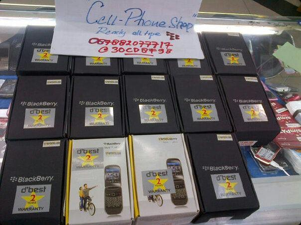 Blackberry curve 9300 gemini 3G / kepler Baru grey & white Garansi 2 tahun