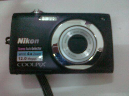 Jual Kamera Saku Nikon
