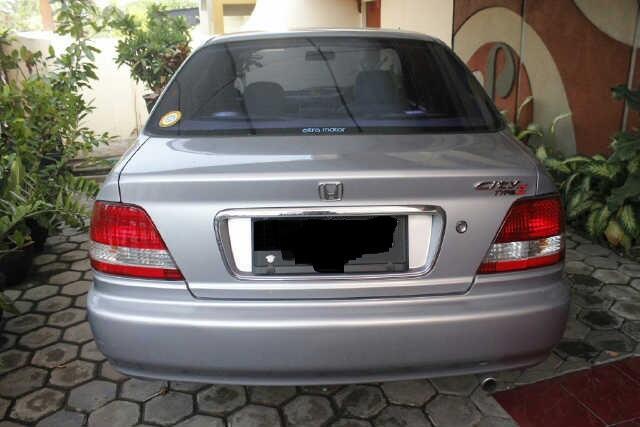 DIJUAL Honda city type Z tahun 2000