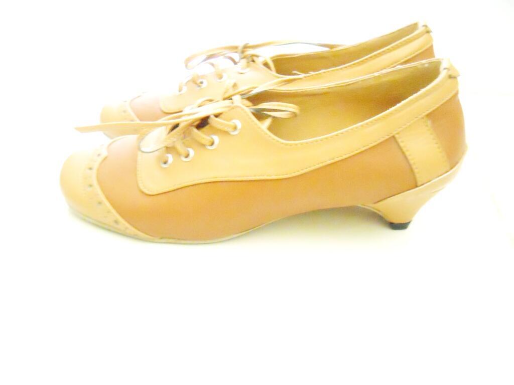 Women Oxford Shoes (heels)